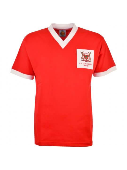 Camisola retro Nottingham Forest 1959
