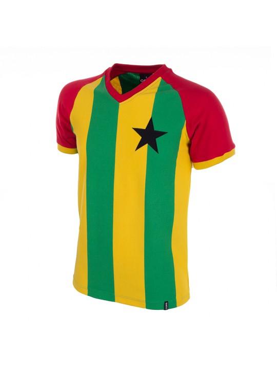 Camisola retro Ghana anos 80