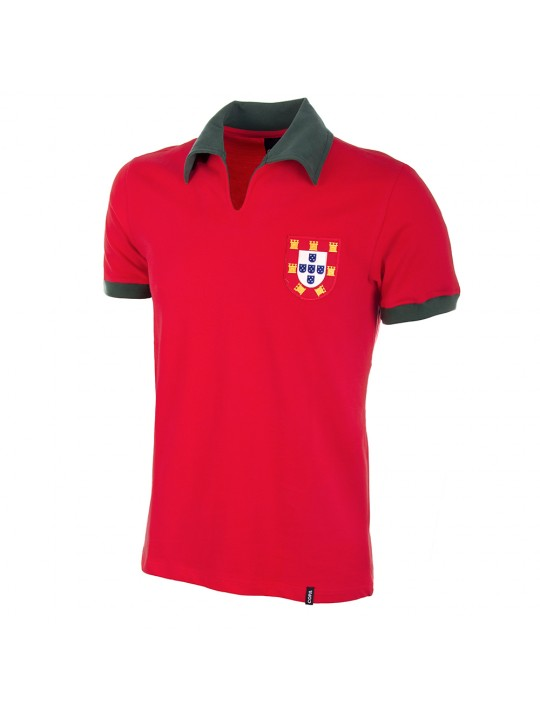 Camisola retro Portugal 1972