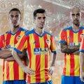 Camisola Valencia 2017-2018 - Senyera