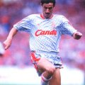 Camisola Liverpool 1989/90 | Away | Candy