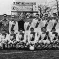 Camisola RSC Anderlecht 1962/63