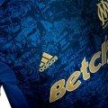 Camisola Olympique Marseille 2011-2012 2º equipamento