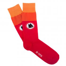 AS Roma Retro Socks