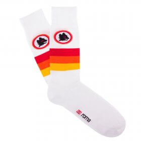 AS Roma Away Retro Socks