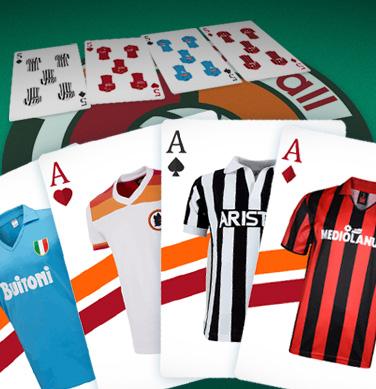 Camisolas Serie A